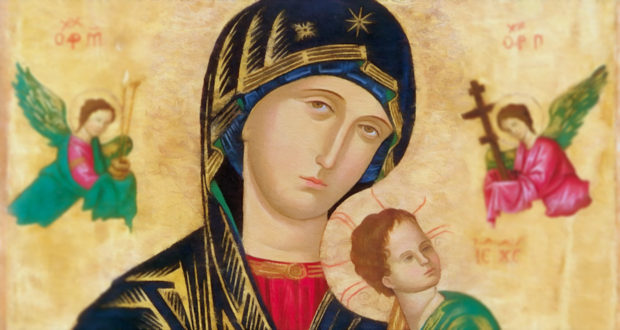 The Perfect Mother: Our Lady of Perpetual Help