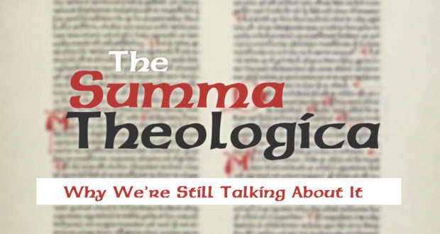700 Years Later—Everyone's Still Talking About the 'Summa'