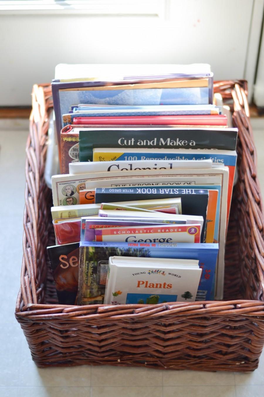 Summer Simplification: - Abby Sasscer | Basket of Books