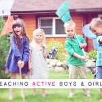 Tips for Teaching Active Boys (Girls Too!) - by Mary Kay Clark