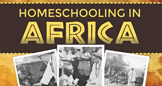 Homeschooling in Africa: Memories of a White Fathers Missionary