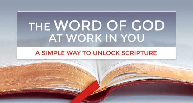 A Simple Way to Unlock Scripture