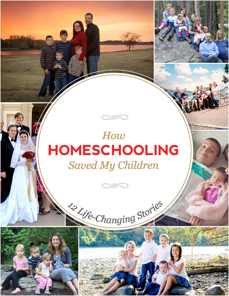 How Homeschooling Saved My Children: 12 Life-Changing Stories