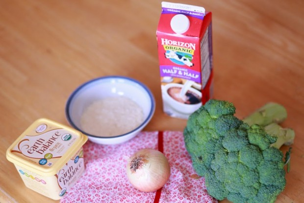 Easy Cream of Broccoli Soup Recipe - Simple Kitchen Series!   by Abby Sasscer