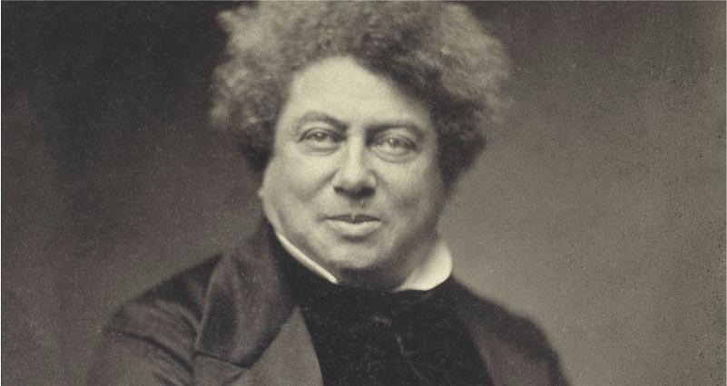 What If Pope Francis' Translators Translated Other Stuff In History? - by John Clark | Alexandre Dumas