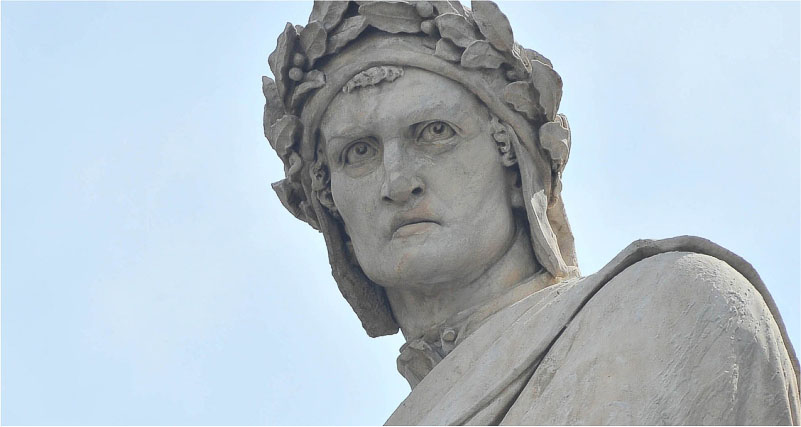 What If Pope Francis' Translators Translated Other Stuff In History? - by John Clark | Dante Aleghieri