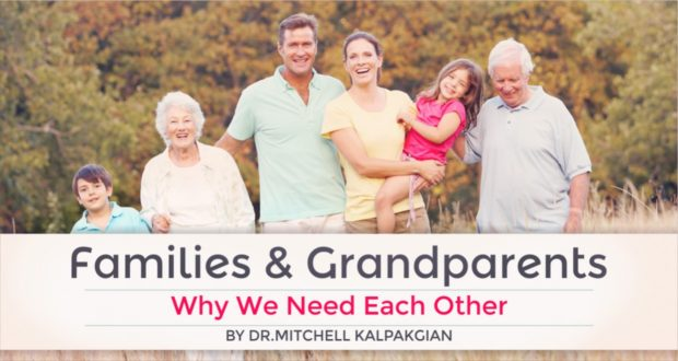 Families & Grandparents: Why We Need Each Other - by Dr. Mitchell Kalpakgian