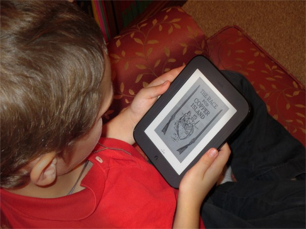 Keep the Backdoor Shut! How We Supplement Seton With Catholic Children's eBooks