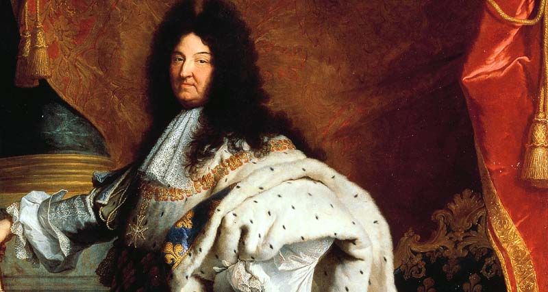 What If Pope Francis' Translators Translated Other Stuff In History? - by John Clark | King Louis XIV of France