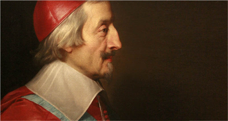 What If Pope Francis' Translators Translated Other Stuff In History? - by John Clark | Cardinal Richelieu