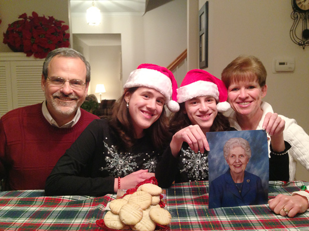 Merry Christmas from the Zimak Family!