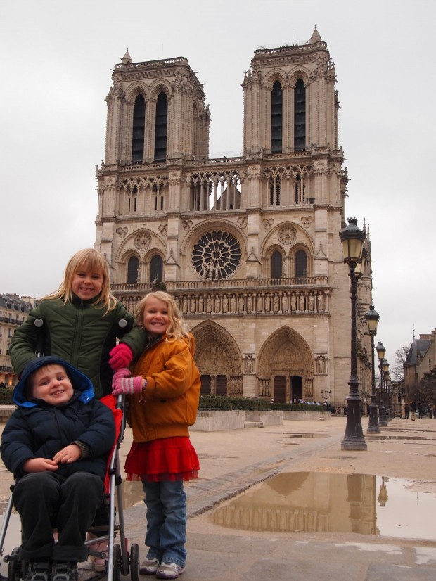 Journey to A Simpler Life: The Unexpected Joys of Becoming a One-Car Family! - by Jessica Wilde | Notre Dame de Paris
