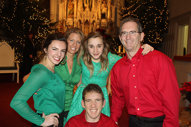 Merry Christmas from the Agar Family!