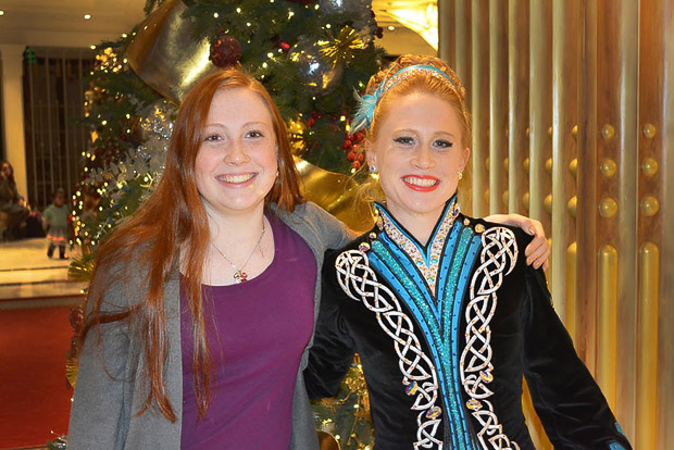 Love of Neighbor Begins At Home… or at Irish Dance Competitions! - by Courtney Kaderbeck | The Sisters!