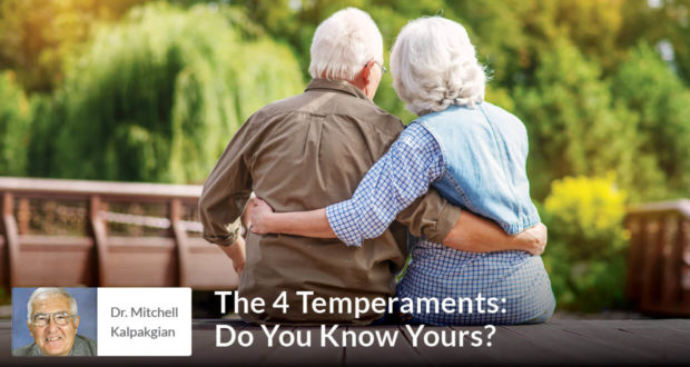 The 4 Temperaments: Do You Know Yours? - Dr. Mitchell Kalpakgian