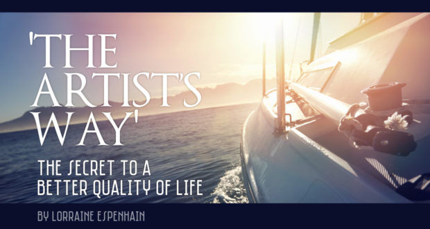 'The Artist's Way': The Secret to a Better Quality of Life - by Lorraine Espenhain