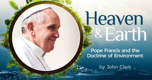 Heaven & Earth: Pope Francis and The Doctrine of Environment - by John Clark