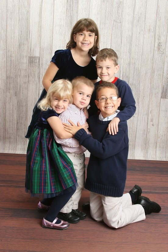 Keeping God at the Center: 8 Questions with the Rocco Family - by Susan Rocco