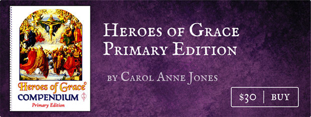Lent and The Saints: 4 Books to Inspire Your Family - Heroes of Grace COMPENDIUM