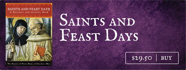 Lent and The Saints: 4 Books to Inspire Your Family - Saints & Feast Days