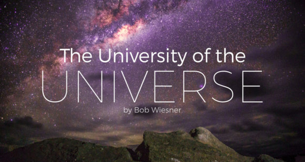 The University of the Universe - by Bob Wiesner