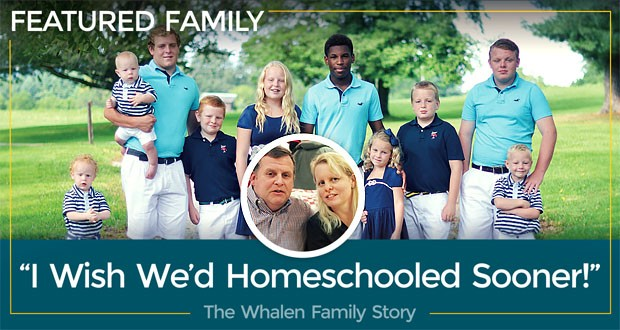 """I Wish We'd Homeschooled Sooner!"" 