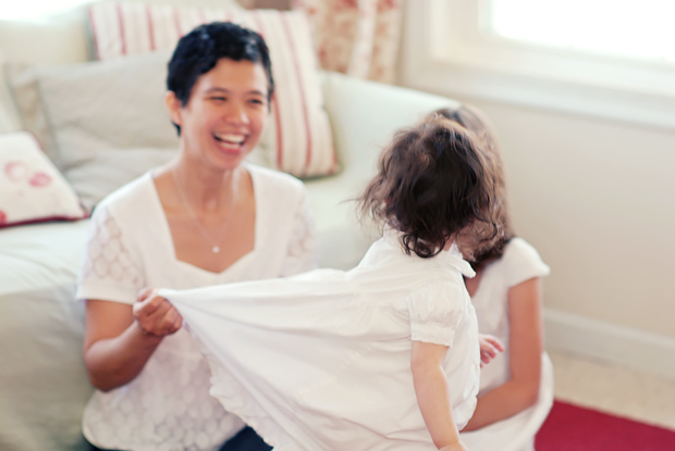The Day I Learned to Dance With My Children - by Abby Sasscer