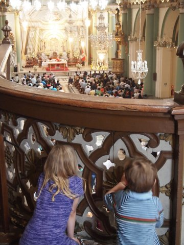 Mass During Summer Vacation? 5 Tips to Help You Out - by Jason & Jessica Wilde