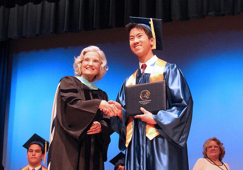 Congratulations Seton Class of 2015!