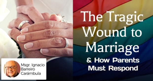 The Tragic Wound to Marriage & How Parents Must Respond - by Msgr. Ignacio Barreiro Carámbula