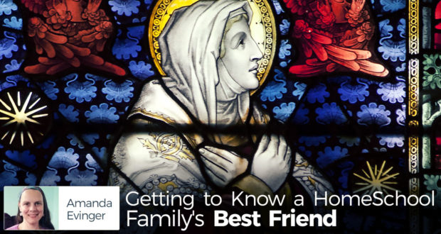 Getting to Know a Homeschool Family's Best Friend - Amanda Evinger