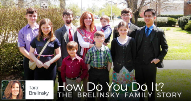 How Do You Do It? The Brelinsky Family Story - by Tara Brelinsky