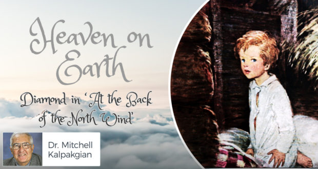 Heaven on Earth: Diamond in 'At the Back of the North Wind' - by Dr Mitchell Kalpakgian