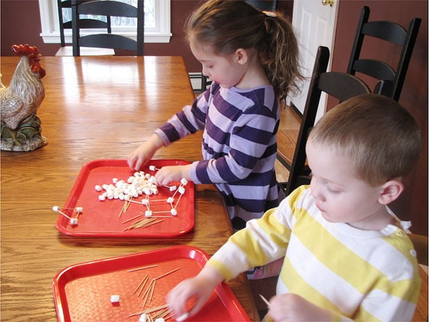 Homeschool with Toddlers: Why I (Mostly!) Miss it, & How I Handled It - by Mary Ellen Barrett