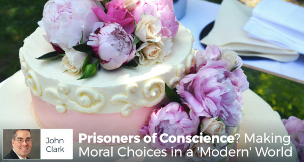 Prisoners of Conscience? Making Moral Choices in a 'Modern' World - by John Clark