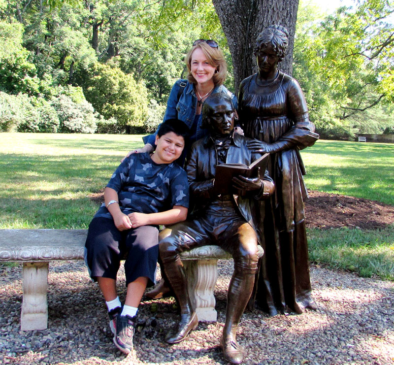 Homeschooling One Child: How I Stay Positive with the 'Just One Syndrome' - by Anna Marie Jehorek