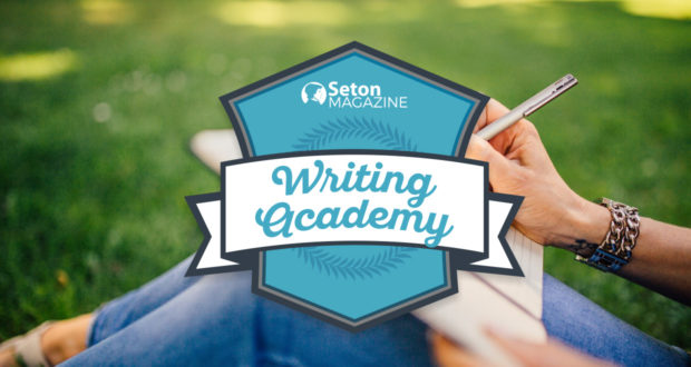 Seton Magazine Writing Academy