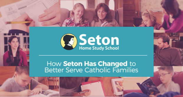 How Seton Has Changed to Better Serve Catholic Families