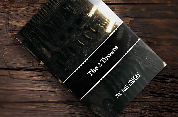 13 Crazy Ideas to Get Your Kids to Read the Classics - by John Clark | The Two Towers: The 2 Towers