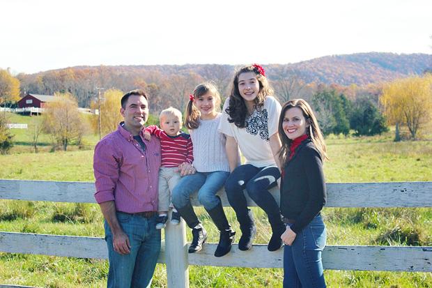 Christmas Wishes & Festive Recipes from Seton Families! - The Thomas Family