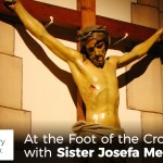 At the Foot of the Cross with Sister Jozefa Menendez - by Dr Mary Kay Clark