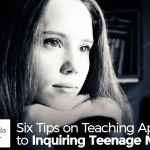 Six Tips on Teaching Apologetics to Inquiring Teenage Minds - by Amanda Evinger