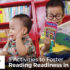 5 Activities to Foster Reading Readiness in Children - Patricia Purcell