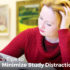 4 Tips to Minimize Study Distractions - Anna Eileen