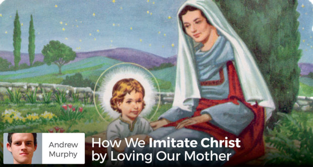 How We Imitate Christ by Loving Our Mother - Andrew Murphy