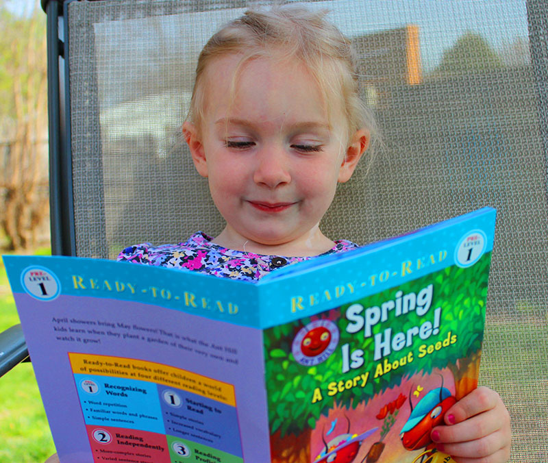 5 Wonderful Ways to Celebrate Spring in Your Homeschool - Heather Hryniewiecki