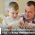 7 Ways that Homeschool Dads are Vital to Keep Homeschooling Going - Patricia Purcell