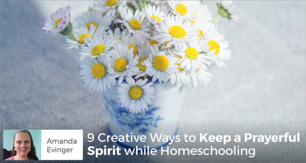 9 fantastic ways to keep the spirit alive homeschooling - Amanda Evinger