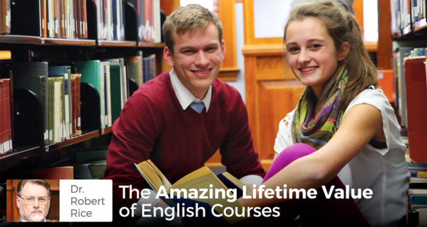 The Amazing Lifetime Value of English Courses - Dr. Robert Rice