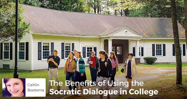 The Benefits of Using the Socratic Dialogue in College - Caitlin Bootsma
